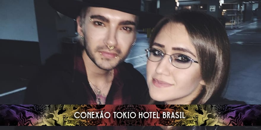 Bill e Tom Kaulitz no Blind Dragon (13.02.2016)