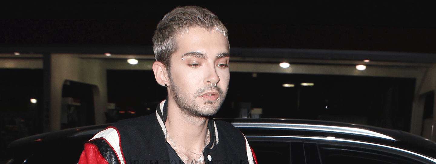 Bill Kaulitz em West Hollywood (12.11.2016)