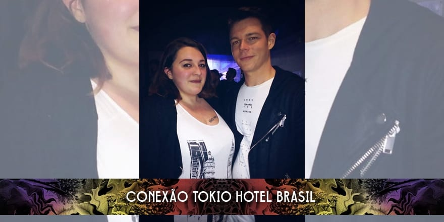 Georg Listing no Mr. Robot Event em Berlim (19.11.2015)