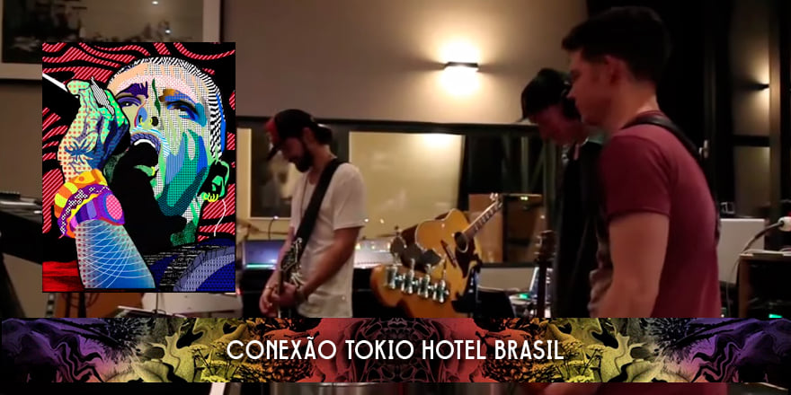 VÍDEO: Ensaio do Tokio Hotel para shows nos EUA