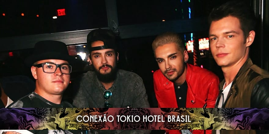 Tokio Hotel Afterparty no Sayers Club (01.08.2015)