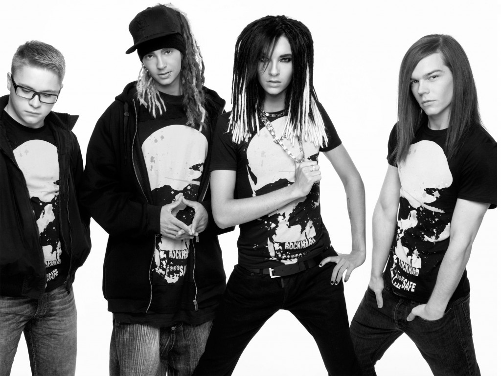 Tokio Hotel para Fashion against AIDS