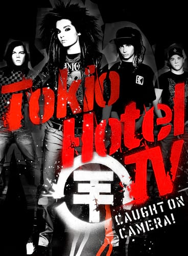 Tokio_Hotel_TV_Caught_on_Camera