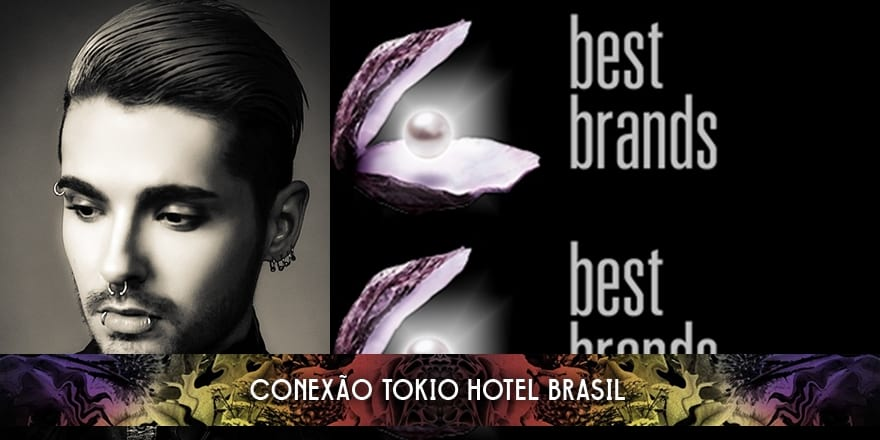 Bill Kaulitz no Best Brands Gala 2015!