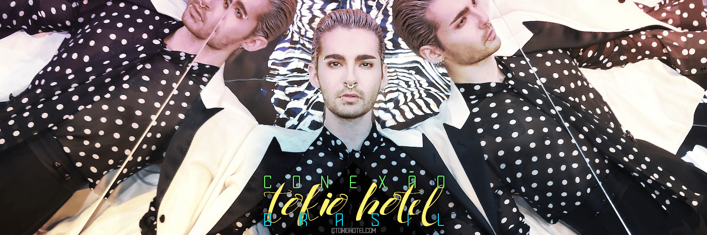 19.01.2016 – Bill Kaulitz no Lala Berlin Show do Mercedes-Benz Fashion Week – Berlim, Alemanha