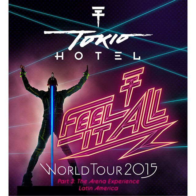 Feel it All World Tour Part 3