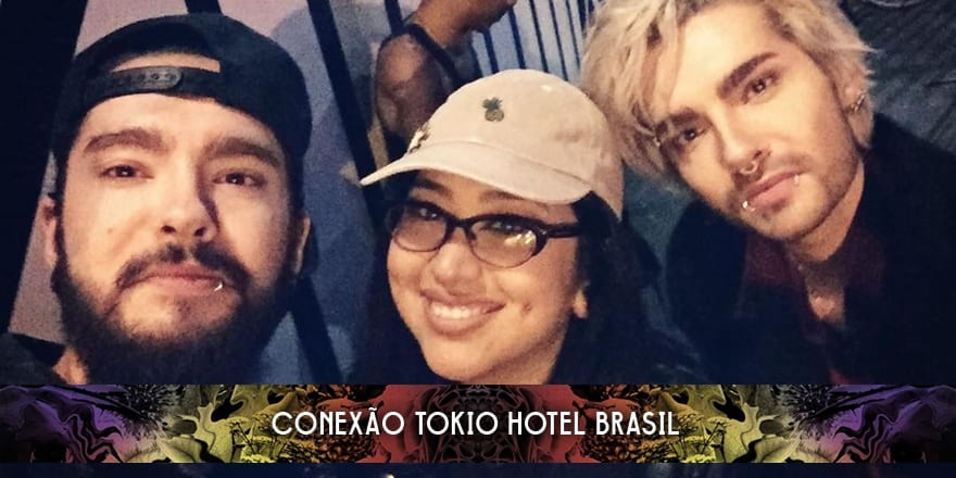 Bill e Tom Kaulitz em Los Angeles (07.03.2016)