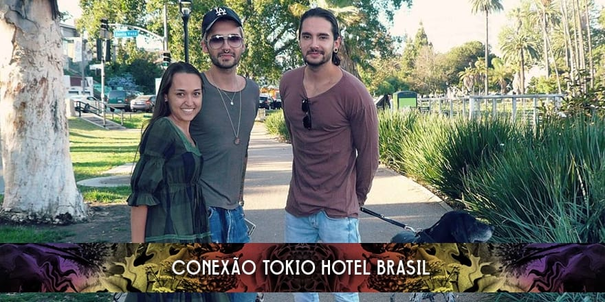 Bill e Tom Kaulitz em Los Angeles (24.09.2016)