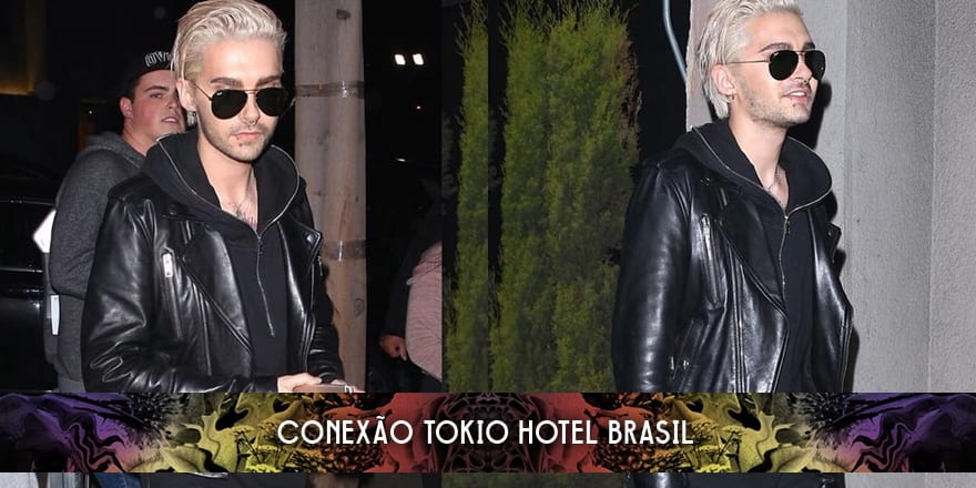 Bill Kaulitz em West Hollywood (30.03.2016)
