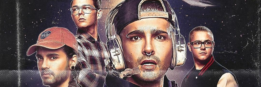 Ouça o novo álbum do Tokio Hotel: Dream Machine!