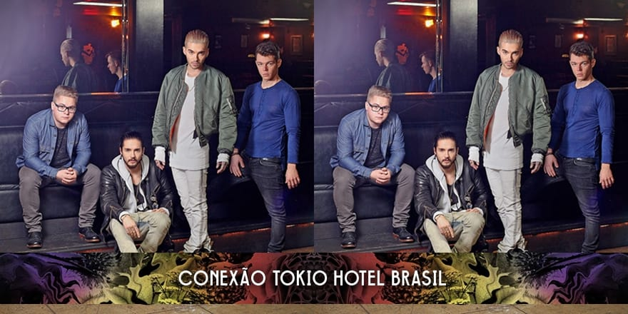 "Exclusivo: Tokio Hotel retorna com ""Kings of Suburbia"" e uma nova turnê mundial"