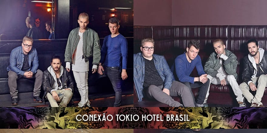 Tokio Hotel para 'Bands In Town' por Mallory Turner (12.01.2015)