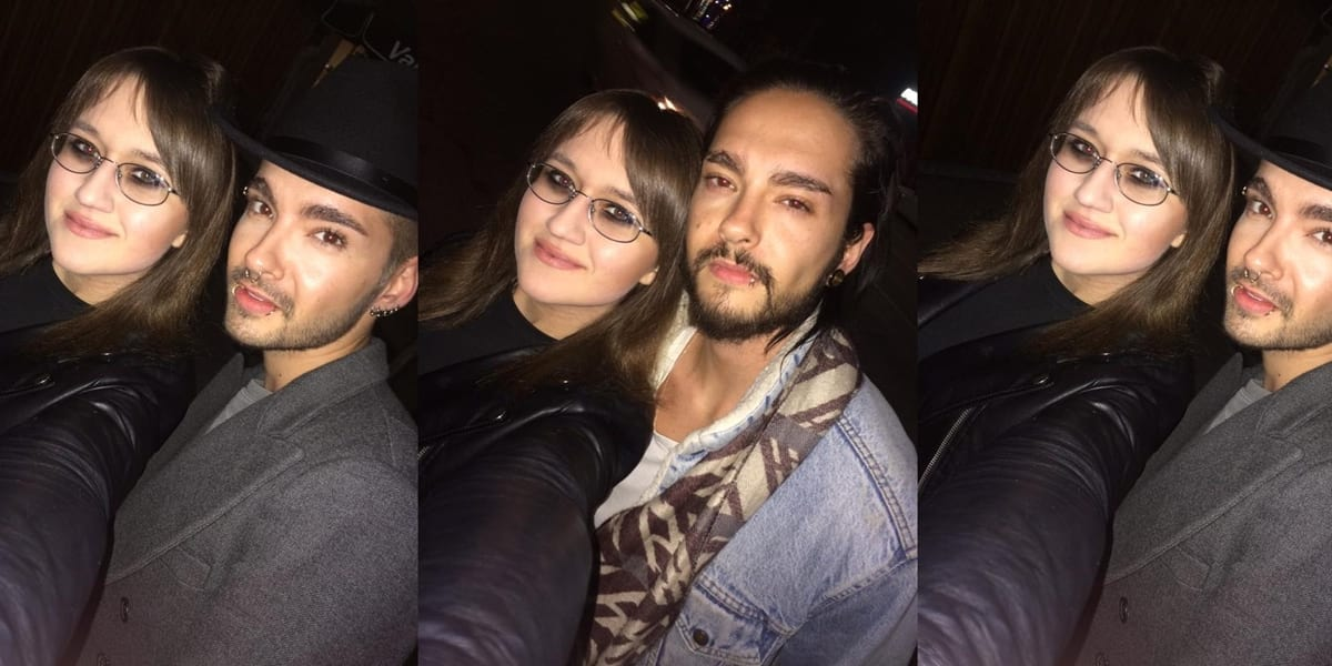 bill tom kaulitz 2014 sarah stalker