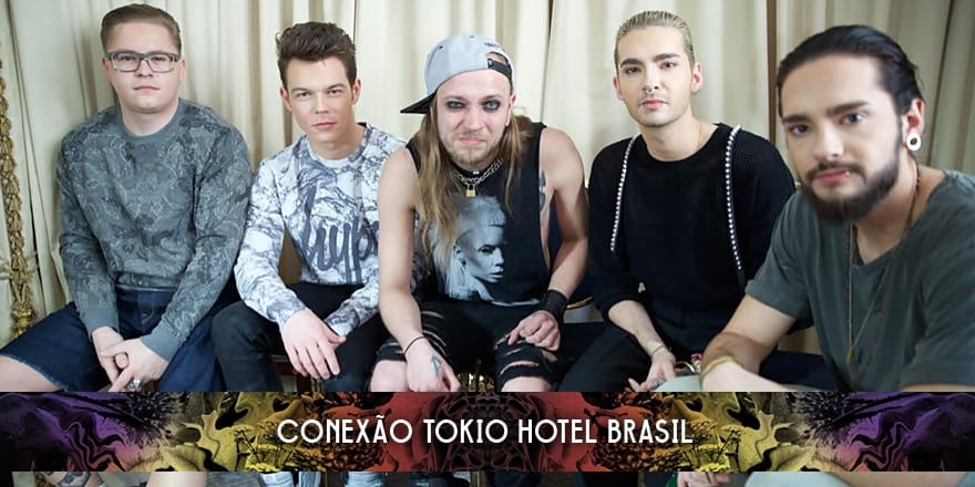 Entrevista do Tokio Hotel para Berlin Metal TV (23.03.2015)