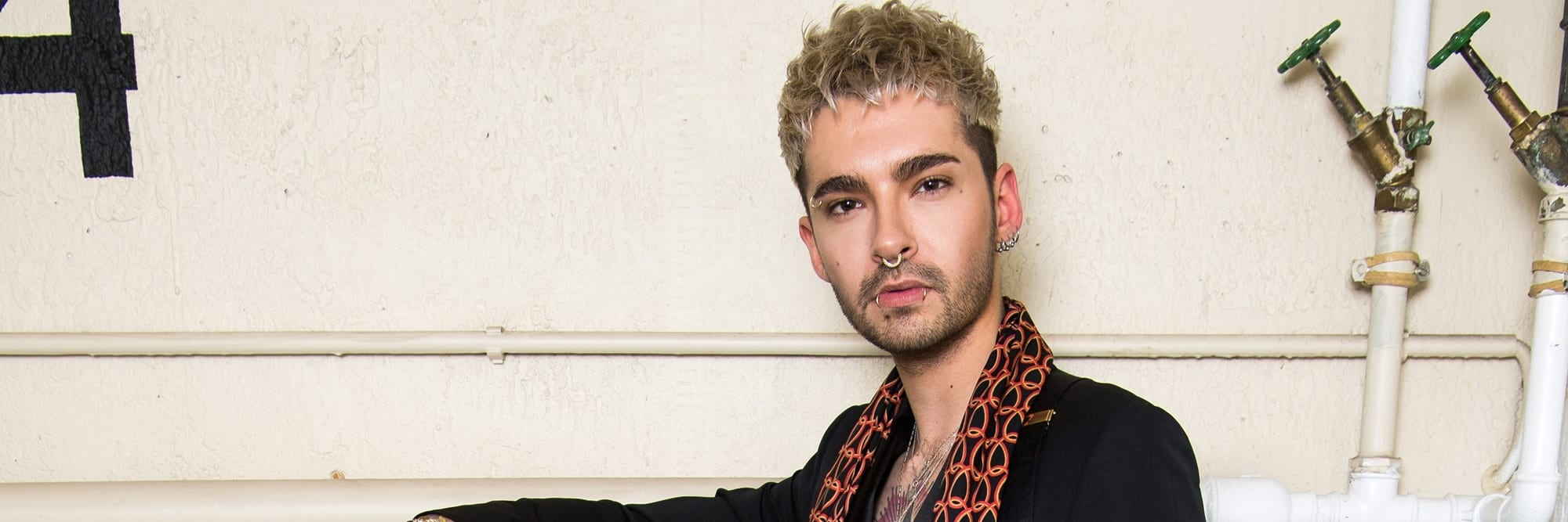 Bill Kaulitz na Off Berlinale Party (15.02.2017)