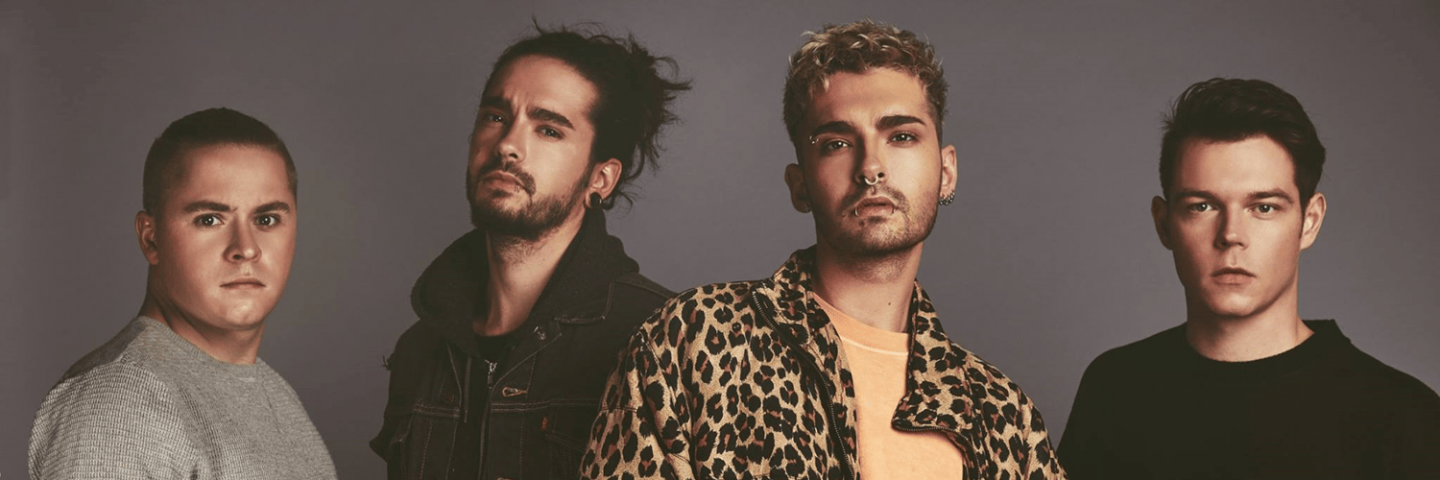 Tokio Hotel disponibiliza gratuitamente o álbum Dream Machine