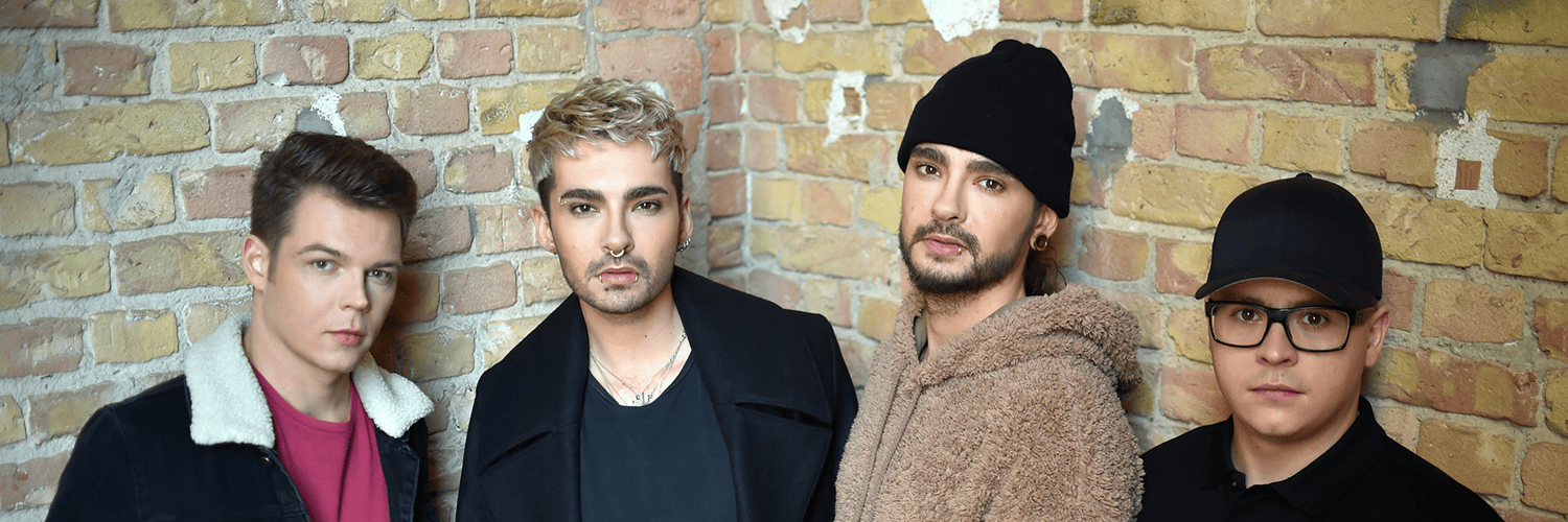 Tokio Hotel no Brasil: banda trará show da Dream Machine Tour