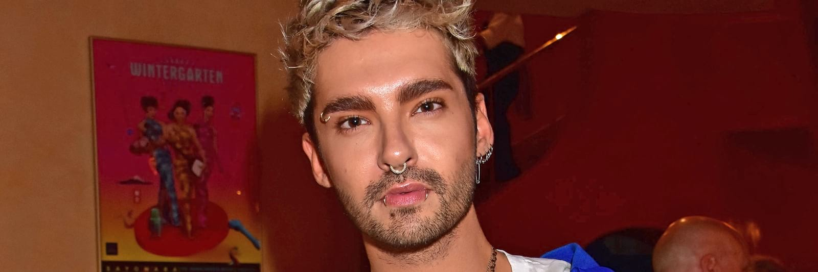 "Bill Kaulitz na festa ""The First Flush"" (11.09.2017)"