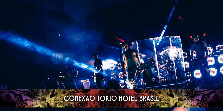 Tokio Hotel pronto para a Feel It All World Tour Part 2